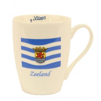 Mok vlag Zeeland.