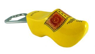Klomp opener geel met bies