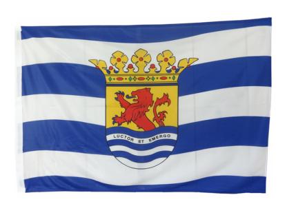 Zeeland vlag 70 x 100 cm