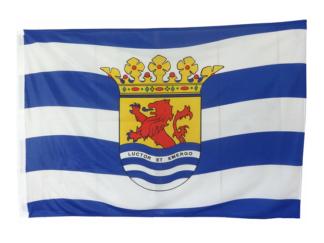 Zeeland vlag 70 x 50 cm
