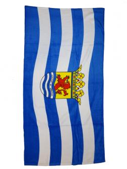 Badlaken vlag van Zeeland