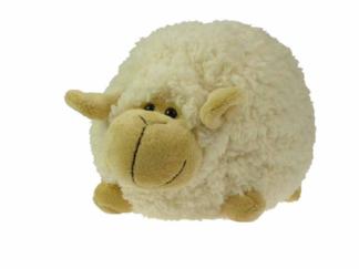 Pluche knuffel schaap 25 cm