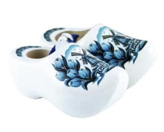 Souvenirklompjes Delftsblauw 6 cm