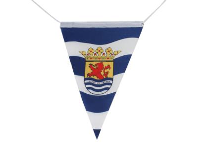 Fietsvlaggetje Zeeland klein