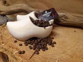 Woodstock koffie bonen uit Peru