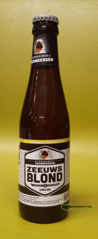 Blond bier van Vermeersen