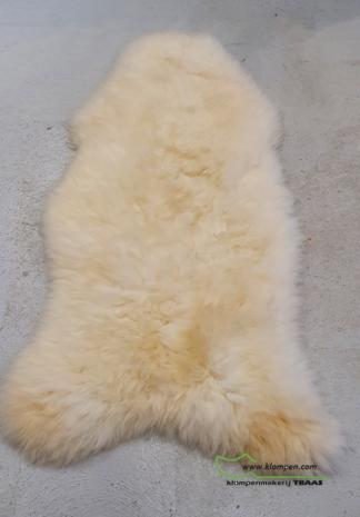 Schapenvacht wit medium