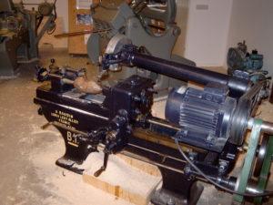 Oude machine