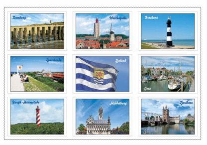 3d stickers Zeeland