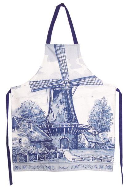 Keuken / Bbq schort Holland molen