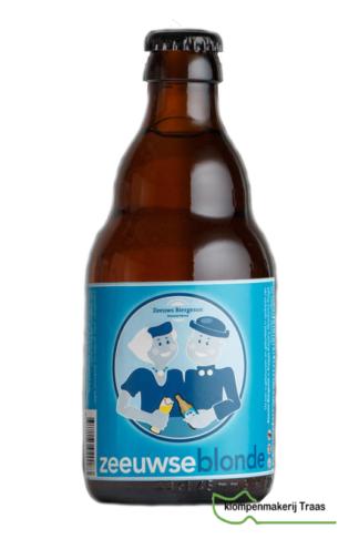 Zeeuws biergenot Zeeuwseblonde
