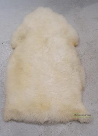 Prachtige witte schapenvacht